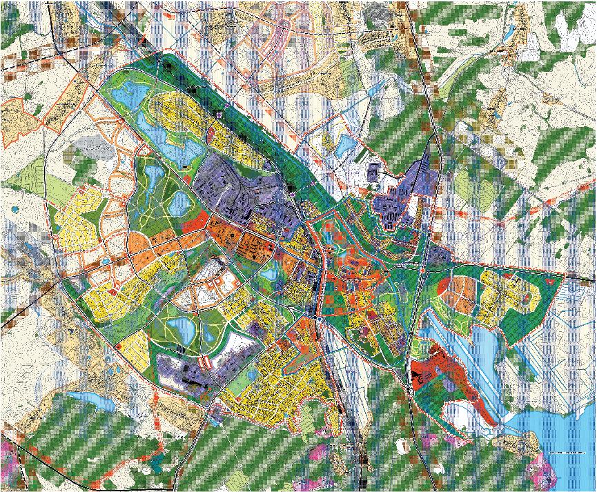 развития города Заславля