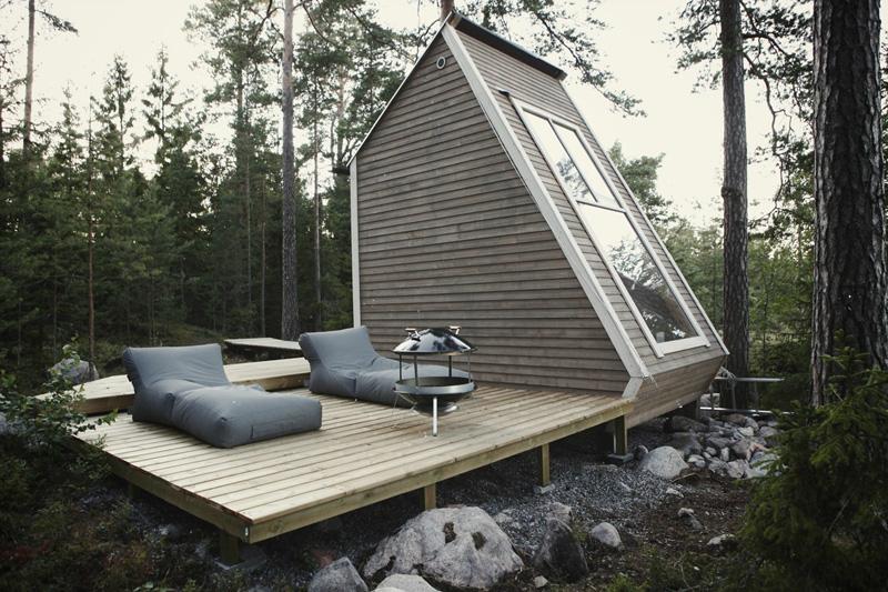 Финский дом своими руками фото