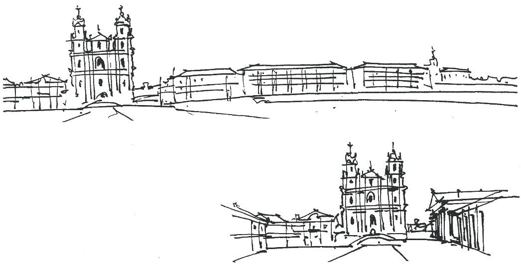 средневекового города