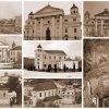 Коллаж из снимков разных лет