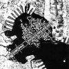 Планировочная структура Большого Токио. Кензо Танге. 1960.