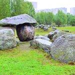 Парк камней обновляется