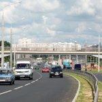 Кольцевая дорога в Гродно