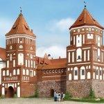 Мирский замок — в числе самых красивых замков Европы