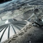 Foster + Partners используют 3D принтер для строительства здания на Луне