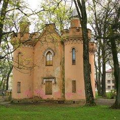 Станьково, имение Чапских «Скарбец» (1880 год)