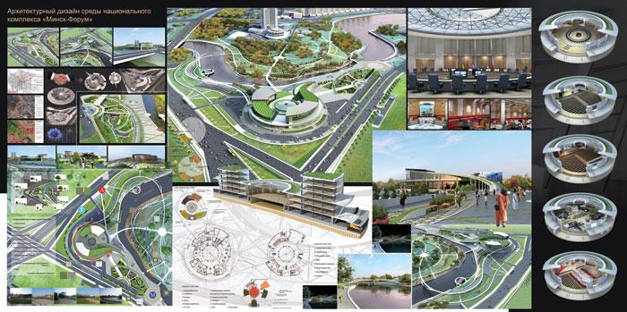 Архитектурные дизайн проекты