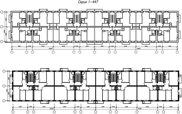 Х серий относятся дома серий 1–515 1–510 1–511 1–447 которые.