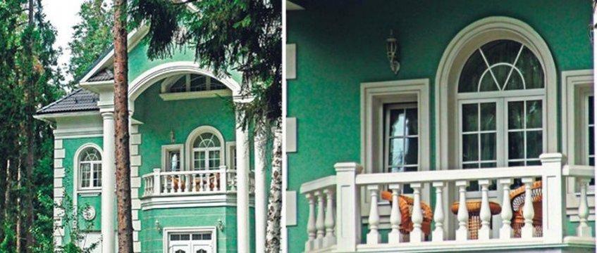 межкомнатные двери дача юрия антонова в переделкино фото дома это