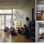 Детский сад в Дойч-Ваграме Общий вид детского сада