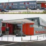 Детский сад во Франкфурте-Ридберге Общий вид здания