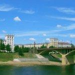 Берегоукрепление Западной Двины в Витебске призвано решить сразу несколько задач
