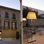 Cовременный отель в бывшем дворце маркиза Каро