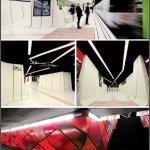 станции метрополитена в Барселоне