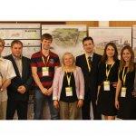 Белорусская команда, под руководством зав.кафедры Дизайна архитектурной среды БН