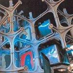 Экспозиционный объект на Всемирной выставке в Осаке, арх. К. Куракава, 1970 г.
