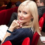 Директор РА «Белая Карона» Алена Устинович