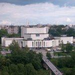 Продолжается реконструкция концертного зала «Витебск»