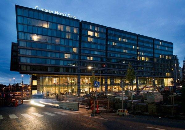 Отель. Швеция