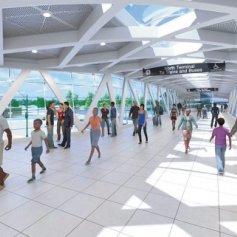 Реконструкция автобусного терминала