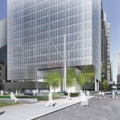 Офисная башня в Чикаго